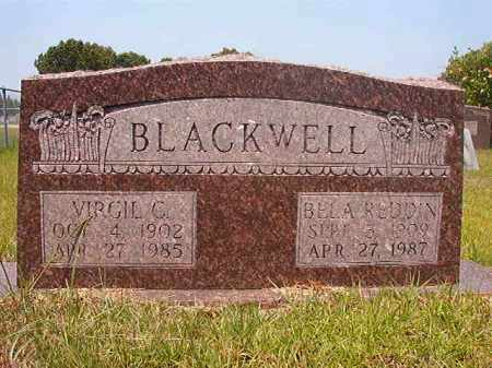 REDDIN BLACKWELL, BELA - Calhoun County, Arkansas | BELA REDDIN BLACKWELL - Arkansas Gravestone Photos