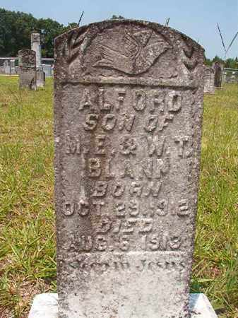 BLANN, ALFORD - Calhoun County, Arkansas | ALFORD BLANN - Arkansas Gravestone Photos