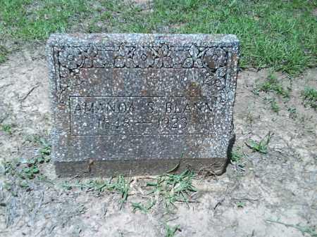 BLANN, AMANDA S - Calhoun County, Arkansas | AMANDA S BLANN - Arkansas Gravestone Photos