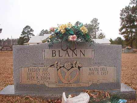 BLANN, FREDDY JOE - Calhoun County, Arkansas | FREDDY JOE BLANN - Arkansas Gravestone Photos