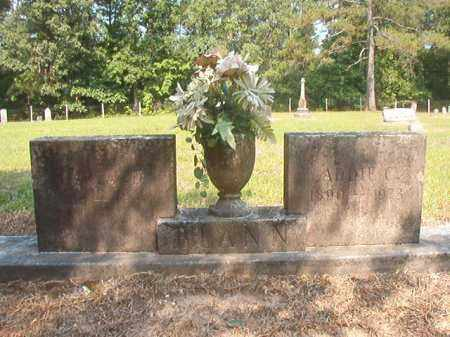 BLANN, GARLAND - Calhoun County, Arkansas | GARLAND BLANN - Arkansas Gravestone Photos
