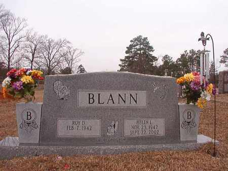 BLANN, HELEN L - Calhoun County, Arkansas | HELEN L BLANN - Arkansas Gravestone Photos