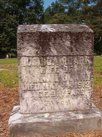 ROARK BLANN, LUCINDA - Calhoun County, Arkansas | LUCINDA ROARK BLANN - Arkansas Gravestone Photos