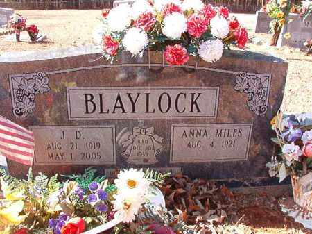 BLAYLOCK, JAMES DANIEL - Calhoun County, Arkansas | JAMES DANIEL BLAYLOCK - Arkansas Gravestone Photos
