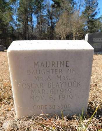 BLAYLOCK, MAURINE - Calhoun County, Arkansas | MAURINE BLAYLOCK - Arkansas Gravestone Photos