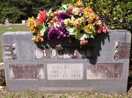 BOWEN, CHARLEY - Calhoun County, Arkansas | CHARLEY BOWEN - Arkansas Gravestone Photos