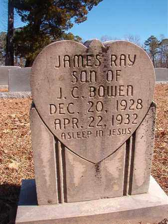 BOWEN, JAMES RAY - Calhoun County, Arkansas | JAMES RAY BOWEN - Arkansas Gravestone Photos