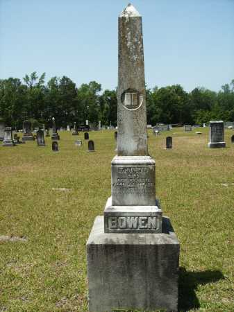 BOWEN, T J - Calhoun County, Arkansas | T J BOWEN - Arkansas Gravestone Photos