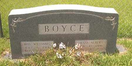 BOYCE, IRIS - Calhoun County, Arkansas | IRIS BOYCE - Arkansas Gravestone Photos