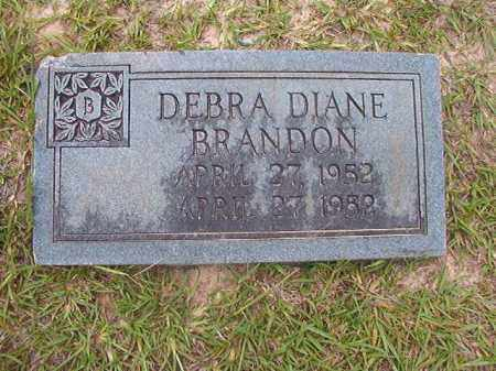 BRANDON, DEBRA DIANE - Calhoun County, Arkansas | DEBRA DIANE BRANDON - Arkansas Gravestone Photos