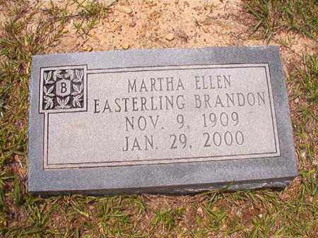 BRANDON, MARTHA ELLEN - Calhoun County, Arkansas | MARTHA ELLEN BRANDON - Arkansas Gravestone Photos