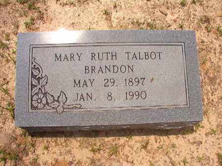 BRANDON, MARY RUTH - Calhoun County, Arkansas | MARY RUTH BRANDON - Arkansas Gravestone Photos