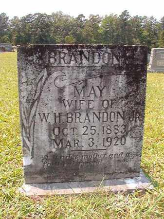 BRANDON, MAY - Calhoun County, Arkansas | MAY BRANDON - Arkansas Gravestone Photos