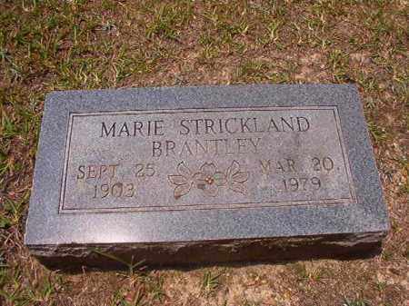 BRANTLEY, MARIE - Calhoun County, Arkansas | MARIE BRANTLEY - Arkansas Gravestone Photos