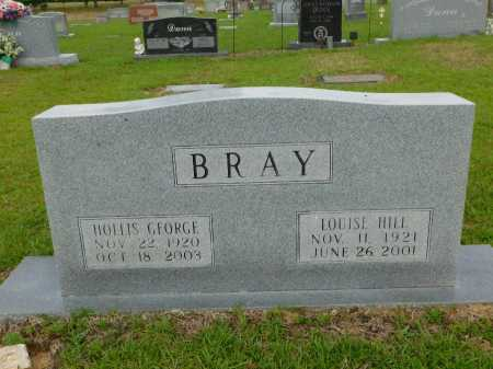 BRAY, HOLLIS GEORGE - Calhoun County, Arkansas | HOLLIS GEORGE BRAY - Arkansas Gravestone Photos