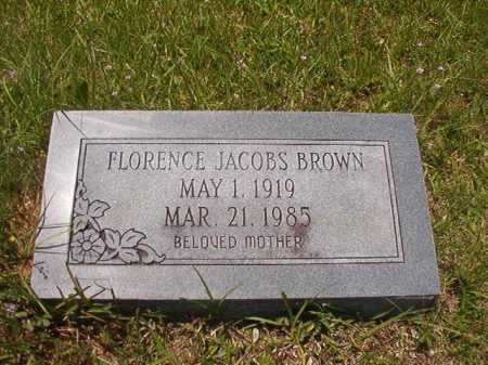 BROWN, FLORENCE - Calhoun County, Arkansas | FLORENCE BROWN - Arkansas Gravestone Photos