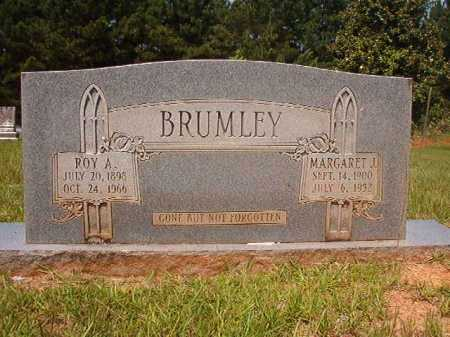 BRUMLEY, ROY A - Calhoun County, Arkansas | ROY A BRUMLEY - Arkansas Gravestone Photos