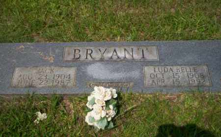 BRYANT, JACK - Calhoun County, Arkansas | JACK BRYANT - Arkansas Gravestone Photos