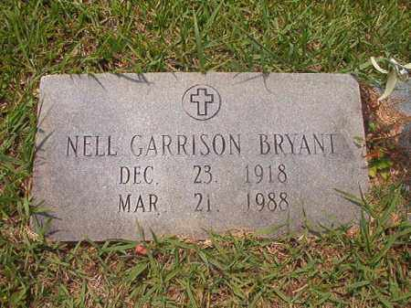 BRYANT, NELL - Calhoun County, Arkansas | NELL BRYANT - Arkansas Gravestone Photos