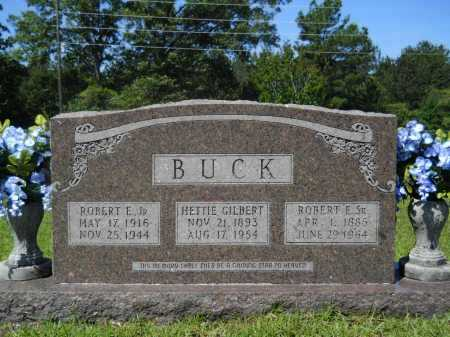 GILBERT BUCK, HETTIE - Calhoun County, Arkansas | HETTIE GILBERT BUCK - Arkansas Gravestone Photos