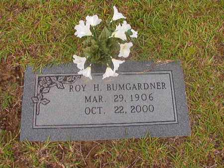 BUMGARDNER, ROY H - Calhoun County, Arkansas | ROY H BUMGARDNER - Arkansas Gravestone Photos
