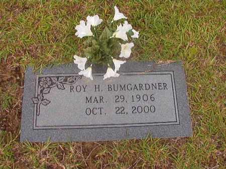 BUMGARDNER, ROY H - Calhoun County, Arkansas | ROY H BUMGARDNER - Arkansas Gravestone Photos