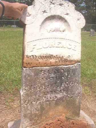BUNN, FLORENCE - Calhoun County, Arkansas | FLORENCE BUNN - Arkansas Gravestone Photos