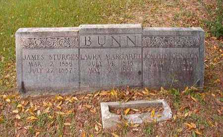BUNN, JOSEPH JOHNSTON - Calhoun County, Arkansas | JOSEPH JOHNSTON BUNN - Arkansas Gravestone Photos