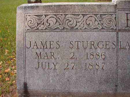 BUNN, JAMES STURGES - Calhoun County, Arkansas | JAMES STURGES BUNN - Arkansas Gravestone Photos