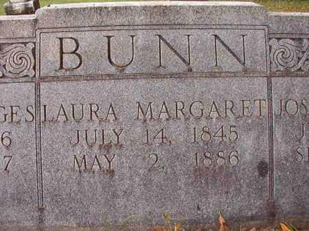 BUNN, LAURA MARGARET (CLOSEUP) - Calhoun County, Arkansas | LAURA MARGARET (CLOSEUP) BUNN - Arkansas Gravestone Photos