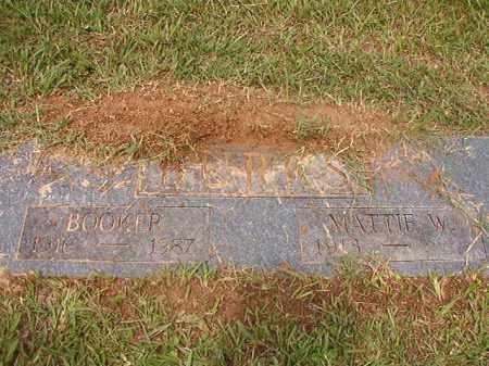 BURNS, BOOKER - Calhoun County, Arkansas | BOOKER BURNS - Arkansas Gravestone Photos
