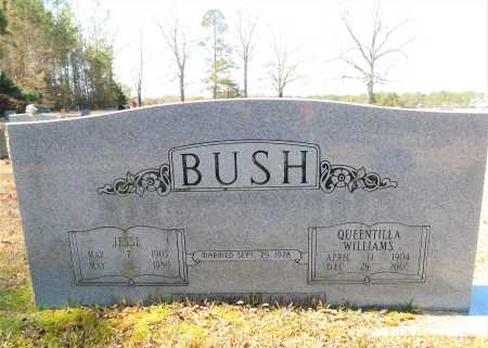BUSH, JESSE - Calhoun County, Arkansas | JESSE BUSH - Arkansas Gravestone Photos