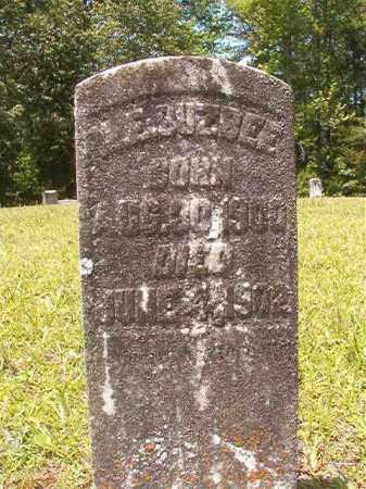BUZBEE, M E - Calhoun County, Arkansas | M E BUZBEE - Arkansas Gravestone Photos