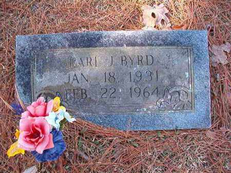 BYRD, EARL JAMESON - Calhoun County, Arkansas | EARL JAMESON BYRD - Arkansas Gravestone Photos