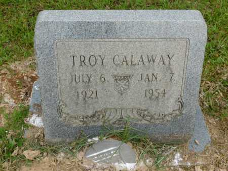 CALAWAY, TROY - Calhoun County, Arkansas | TROY CALAWAY - Arkansas Gravestone Photos