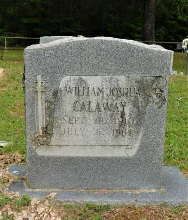 CALAWAY, WILLIAM JOSHUA - Calhoun County, Arkansas | WILLIAM JOSHUA CALAWAY - Arkansas Gravestone Photos