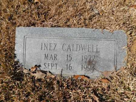 CALDWELL, INEZ - Calhoun County, Arkansas | INEZ CALDWELL - Arkansas Gravestone Photos