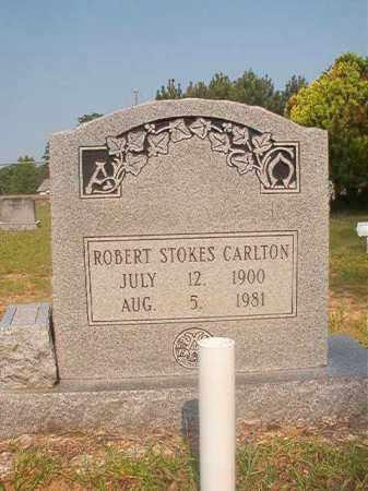 CARLTON, ROBERT STOKES - Calhoun County, Arkansas | ROBERT STOKES CARLTON - Arkansas Gravestone Photos