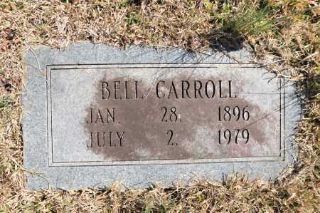 CARROLL, BELL - Calhoun County, Arkansas | BELL CARROLL - Arkansas Gravestone Photos