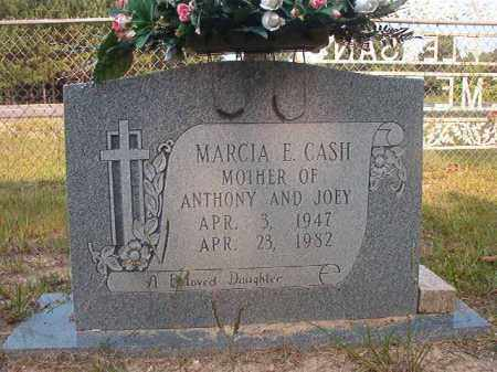 CASH, MARCIA E - Calhoun County, Arkansas | MARCIA E CASH - Arkansas Gravestone Photos