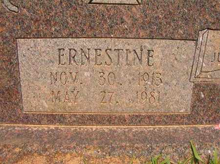 CATHEY, ERNESTINE - Calhoun County, Arkansas | ERNESTINE CATHEY - Arkansas Gravestone Photos