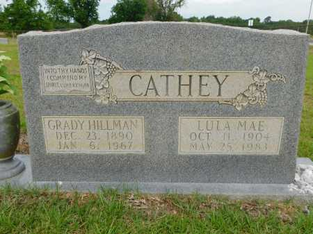 CATHEY, GRADY HILLMAN - Calhoun County, Arkansas | GRADY HILLMAN CATHEY - Arkansas Gravestone Photos