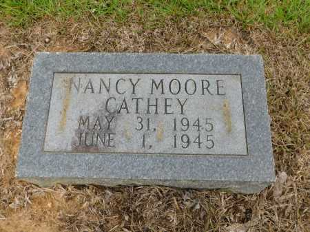 CATHEY, NANCY MOORE - Calhoun County, Arkansas | NANCY MOORE CATHEY - Arkansas Gravestone Photos