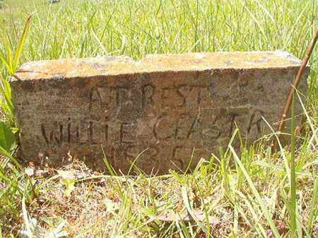 CEASER, WILLIE - Calhoun County, Arkansas | WILLIE CEASER - Arkansas Gravestone Photos