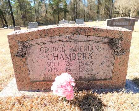 CHAMBERS, GEORGE ADERIAN - Calhoun County, Arkansas | GEORGE ADERIAN CHAMBERS - Arkansas Gravestone Photos