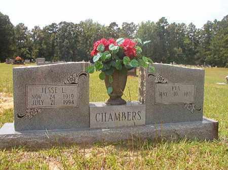 CHAMBERS, JESSE L - Calhoun County, Arkansas | JESSE L CHAMBERS - Arkansas Gravestone Photos