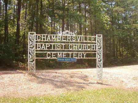 *CHAMBERSVILLE CEMETERY GATE,  - Calhoun County, Arkansas |  *CHAMBERSVILLE CEMETERY GATE - Arkansas Gravestone Photos