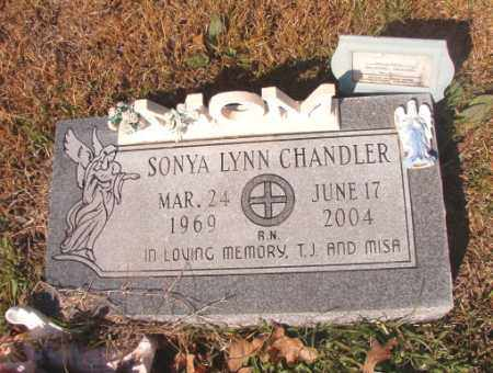 CHANDLER, SONYA LYNN - Calhoun County, Arkansas | SONYA LYNN CHANDLER - Arkansas Gravestone Photos