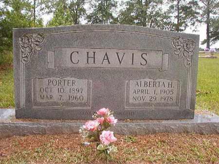 CHAVIS, ALBERTA H - Calhoun County, Arkansas | ALBERTA H CHAVIS - Arkansas Gravestone Photos