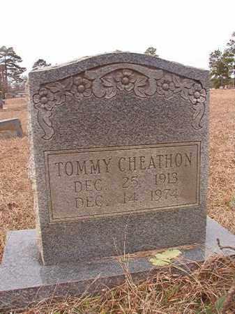 CHEATHON, TOMMY - Calhoun County, Arkansas | TOMMY CHEATHON - Arkansas Gravestone Photos